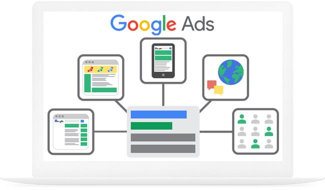 รับทำ Google Ads